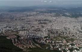 Bursa'da 1970 ile 2005 yılları arasında yapılan binalar risk taşıyor!