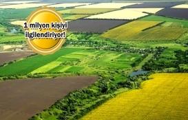 7 ilde çiftçiye ücretsiz hazine arazisi müjdesi!