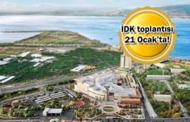 İzmir İstinye Park AVM için toplantı yapılacak!