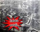 Dolmabahçe'nin 1947 yılında havadan çekilmiş fotoğrafına bakıyorsunuz!