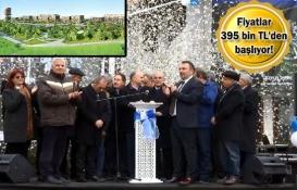 Ankara Golfkent'in temeli atıldı!