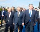 Tiflis Havalimanı'nın yeni etabı açıldı!