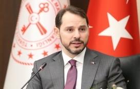 Berat Albayrak'tan inşaat güven endeksi açıklaması!