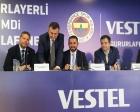 Vestel ile Fenerbahçe arasında lisans anlaşması yapıldı!