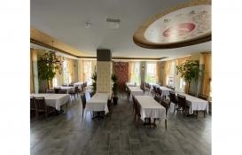 İrfan Temel,tarihi Feraye Köşkü'nü restoran yaptı!