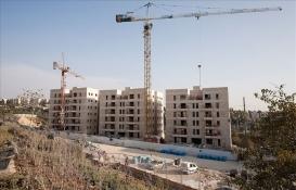Yahudi yerleşimciler Batı Şeria'da ele geçirdikleri alanda inşaata başladı!