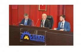Gebze Belediye Meclisi'nde 'imar değişikliği' mesaisi!