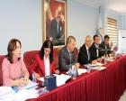 Kaş Belediye Meclisi'nin toplantısında imar görüşüldü!
