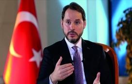 Hazine ve Maliye Bakanı Berat Albayrak'tan çiftçilere destek açıklaması!