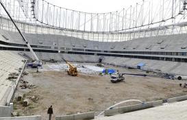 Adana Şehir Stadı'nın inşaatında son durum!
