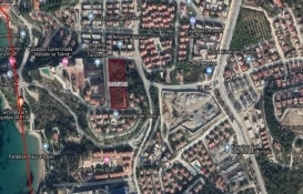 Kuşadası'nda 6.4 milyon TL'ye icradan satılık konut imarlı arsa!
