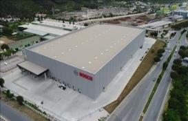 Bosch'un Manisa'daki 40 Milyon TL'lik fabrikası açıldı!