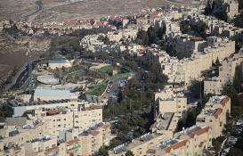 İsrail askerleri Batı Şeria'da Filistinli bedevilerin evlerini yıktı!