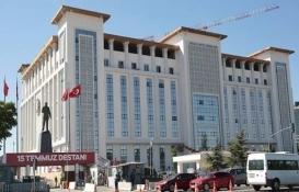 Ankara Emniyet Müdürlüğü binası
