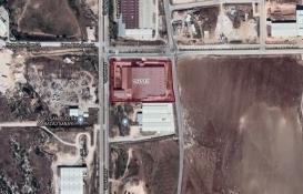 Adana Sarıçam'da 11 milyon TL'ye icradan satılık fabrika!