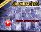 Gülevler Sitesi Acıbadem'in havadan görüntüleri!