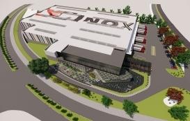 Iglo Architects'in tasarladığı YC Inox fabrikasında inşaat çalışmaları hız kesmiyor!