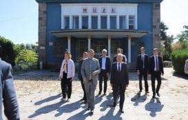 Kayseri'deki eski müze binası Paleontoloji Müzesi oluyor!