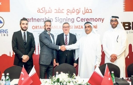 Referans Holding ve HBK Holding'ten Katar için işbirliği!