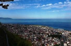 Trabzon Arsin'de riskli alan kararı!