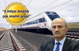 Ankara'dan Kapıkule'ye hızlı tren müjdesi!