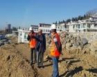 Altınok Öz Yakacık'taki park inşaatını inceledi!