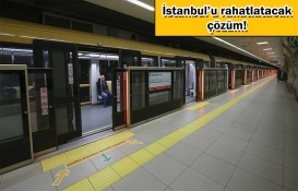 İstanbul metro inşaatları için 580 milyon dolarlık Eurobond ihracı!