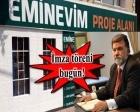 Eminevim Fikirtepe'de Emin Üstün ile sözleşme töreni!