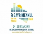 9. Türk Arap Gayrimenkul Fuarı 24 Nisan'da gerçekleşecek!