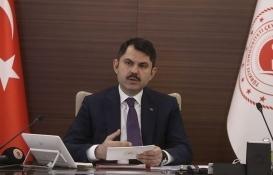 Murat Kurum'dan deprem konutları ve kaçak yapı açıklaması!