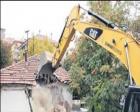 Çankaya Belediyesi 123 kaçak yapıyı yıktı!