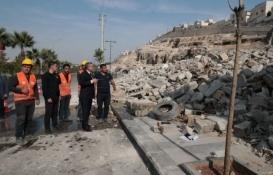 Şanlıurfa Kızılkoyun'daki yıkım çalışmalarına son durum ne?