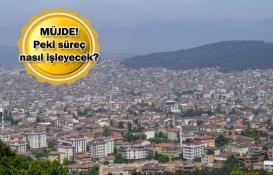 Sultanbeyli'deki 200 bin kişinin tapu sorunu çözülüyor!