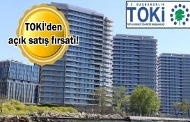 TOKİ İstanbul'da 165 konut ve 1 iş yerini bugün satıyor!