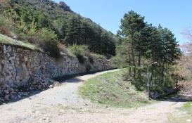Konya Hıdırlık Dağ Oteli inşa edilmeyi bekliyor!