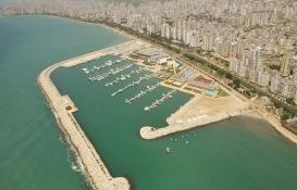 Mersin Yat Limanı'nın plan notu değişikliği mecliste!