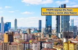 İstanbul'da en yüksek ofis kirası hangi ilçede?