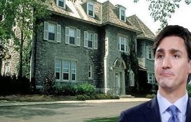 Kanada Başbakanı Justin Trudeau evsiz kaldı!