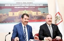 Sivas Cezaevi, Sanayi Mektebi Müzesi oluyor!