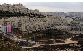 Filistin'den İsrail'in Batı Şeria'da Yahudiler için konut inşa etme planına tepki!