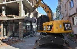 Bursa Yıldırım'daki 9 kaçak yapı yıkıldı!