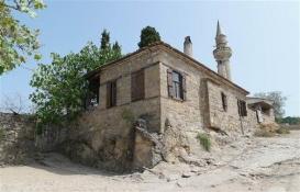 Adatepe'de taş evler 3 milyona satılıyor!