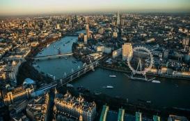 Londra'da konut fiyatları yıllık bazda yüzde 0,7 azaldı!