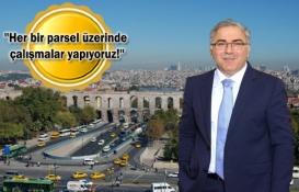 Ergün Turan'dan Fatih'e millet bahçesi müjdesi!