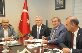 Adana'da girişimcilik merkezi ve kimya vadisi kurulacak!