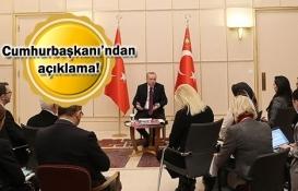 Kanal İstanbul kapsamında çok farklı bir İstanbul'u inşa edeceğiz!