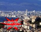 İzmir'de yeni konut projeleri için düğmeye basıldı!