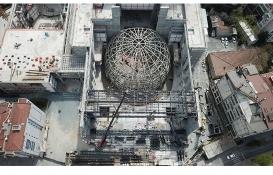 Yeni AKM'nin inşaatı yıl sonunda tamamlanacak!