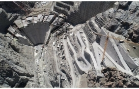 Yusufeli Barajı'na su verilmesiyle 5 bin konut sular altında kalacak!
