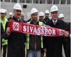Ergün Turan Sivas'taki ekolojik stadı inceledi!